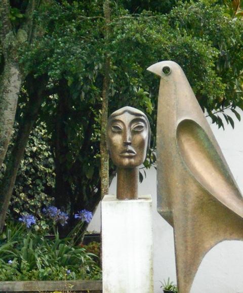 Guayasamin Museum - Quito, Ecuador.